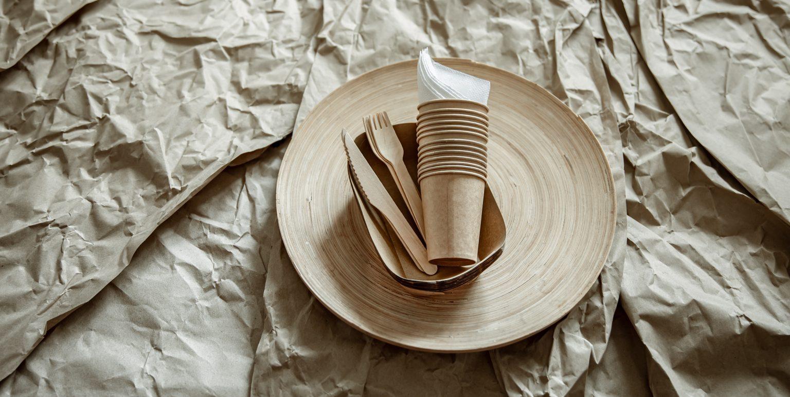 Bio-Degradable Cutlery